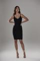 "Picture of ""Kim"" black dress"