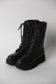 """Picture of """"Idro"""" leather combat boot"""