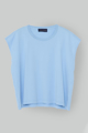 """Picture of """"Katy"""" light blue t-shirt"""