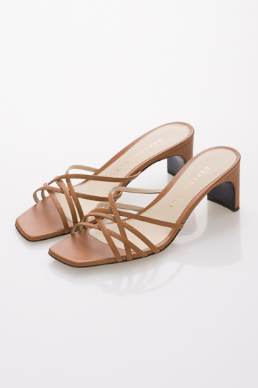 """Picture of """"Rose"""" brown mule"""