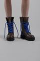"""Picture of """"Idro"""" brown combat boot"""
