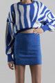"""Picture of """"Vivy"""" suede miniskirt"""