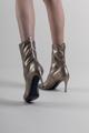 "Picture of ""Tokio"" Bronze Lamè  boot"