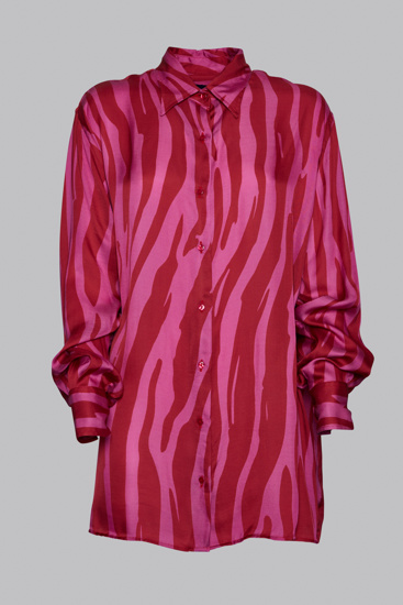 Picture of Over flamed shirt